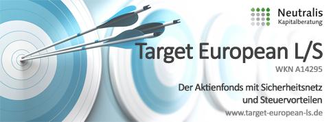 Banner Target European LS